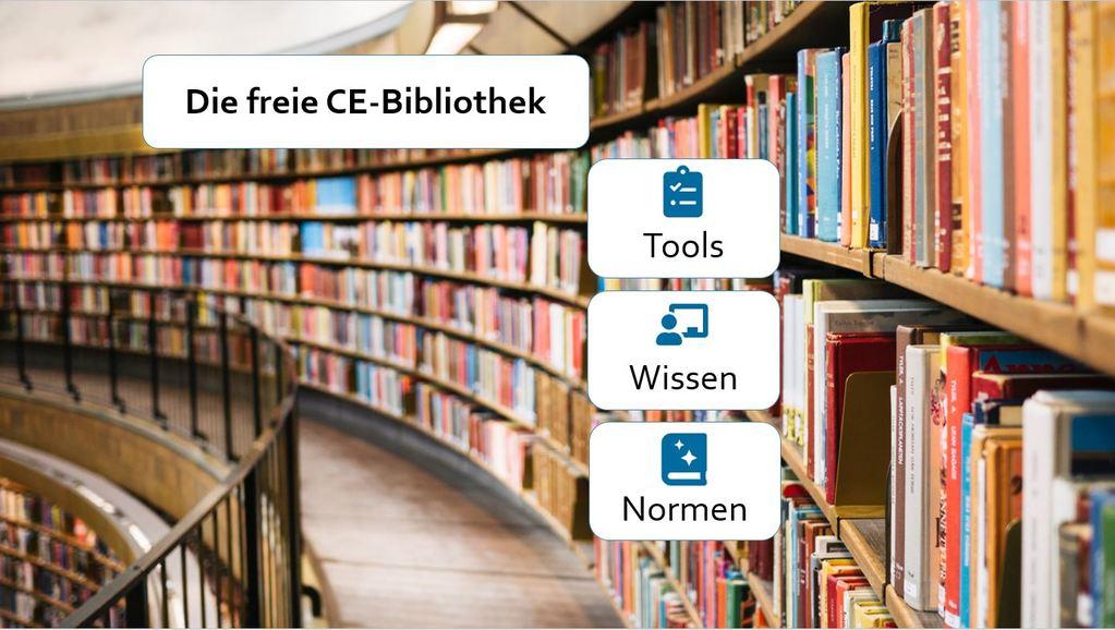CE-Bibliothek register